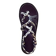 Description Gender: Women/Girl Upper Material:Cane Sole Material: rubber Insole Material:rubber Suitable Scenes:Outdoor,Fashion,Leisure Style: Casual,Simple Toe Style:Round head Closing Method:Elastic Band Heel High Style:Flat Shoes Heel Hig...