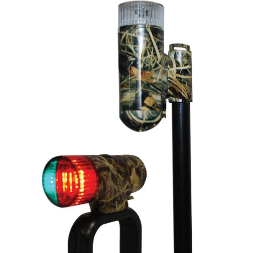 Attwood 14183-7 Portable LED Navigation Light Kit (Portable Boat Lights compare prices)