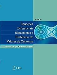 Equações Diferenciais Elementares e Problemas de Valores de Contorno