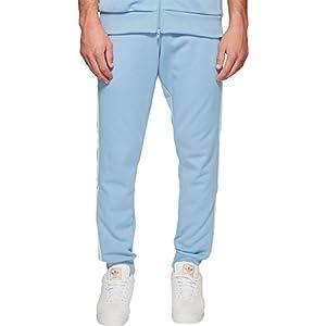 adidas Originals Men's SST Track Pants Ash Blue Medium