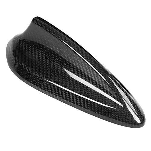 Car Carbon Fiber Antenna Shark Fin Cover Trim for F22 F30 F35 F34 F32 F33 F80 Antenna Cover