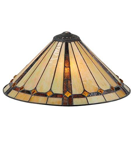 - Meyda Tiffany 137779 Belvidere Shade, 16