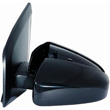 Depo 315-5407L3EB Black Driver Side Power Non-Heated Mirror