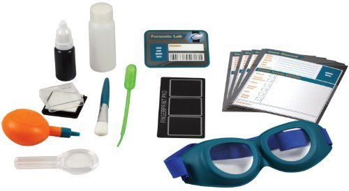 Jr. Science Explorer Fingerprint Analysis Kit by WowToyz