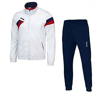Pantalon Milo Combinaison Formul Errea Blancbleu Bleu Veste F4IAxqaf
