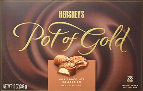 pot of gold hershey - 2