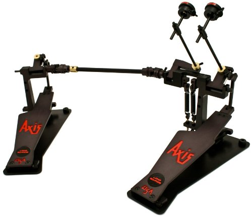 - Axis Longboards Classic Black A - Double Pedal