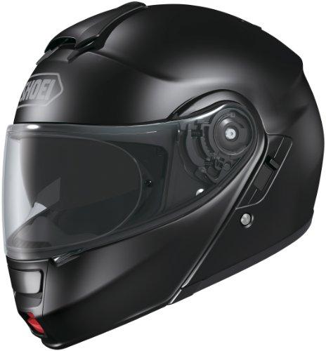 Shoei Neotec Black Modular Helmet - Large