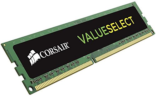 P67 Chipset - Corsair CMV2GX3M1B1333C9 Memory 2GB DDR3 DRAM 1333MHz (PC3 10600) C9 1.5V