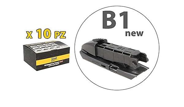 Kit 10 fijaciones Conectores Adaptadores Conectores B1 New para ...
