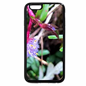 iPhone 6S / iPhone 6 Case (Black) Wild flower in the mountain
