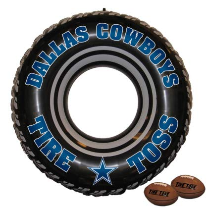 Fremont Die NFL Dallas Cowboys Tire -