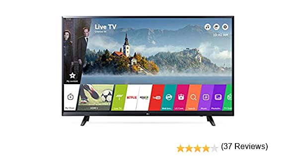 LG TV LED 55UJ620-55/139CM - UHD 4K 3840X2160 IPS: 669.13: Amazon.es: Electrónica