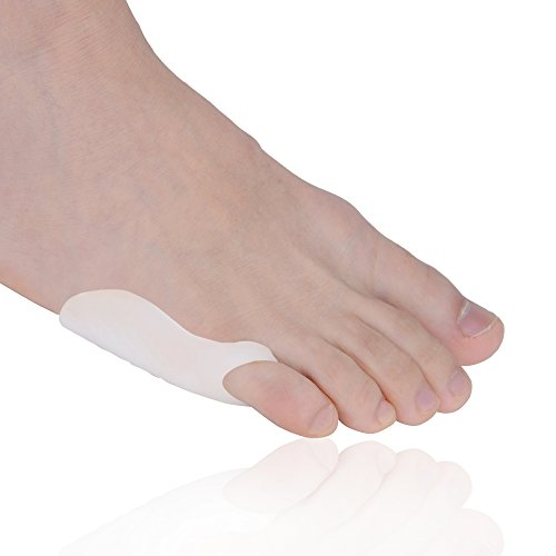 Bunionette Corrector & Tailor's Bunion Relief Protector Kits, Relieve Pain from - Overlapping Pinky Toes -Little Toe Separators Spacers Straighteners Splint by Dr.Koyama (Image #3)