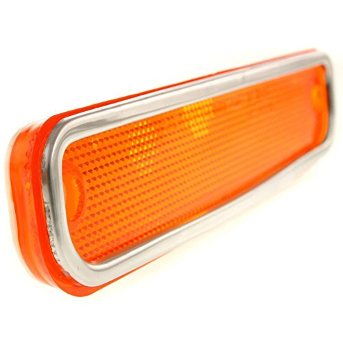 - Diften 168-C1471-X01 - New Side Marker Corner Lamp Parking Light Cornerlight Front Left or Right Chevy