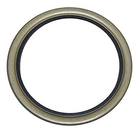 TCM 172563TB-H-BX NBR TB-H Type Buna Rubber 1.750 x 2.561 x 0.312 //Carbon Steel Oil Seal