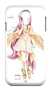2015 popular My Little Pony Case for Samsung Galaxy S4 I9500,As a human phone Case for Samsung Galaxy S4 I9500.