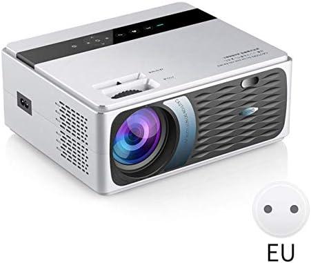 WXCZ Proyector De Video Doméstico 720P Proyector Grande De 4.3 ...