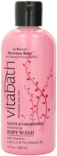Rose Nouveau (Vitabath Bath and Shower Gel, Nouveau Rose, 12 Ounce)