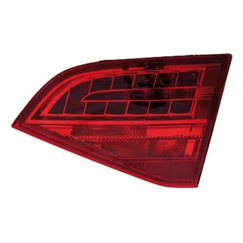 AUDI A4 B8 Wagon 5DR Left Inner Tail Light Rear Lamp 2008-2010