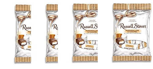 (Russell Stover Milk Chocolate Marshmallow & Caramel (pack of)