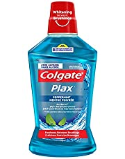 Colgate Mouthwash Plax - Cool Mint - 500 ml
