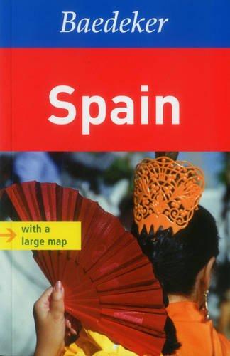 Spain Baedeker Guide (Baedeker Guides)