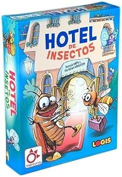 Mercurio Hotel de insectos - juego de mesa en castellano: Amazon ...