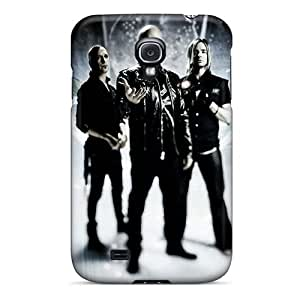 Samsung Galaxy S4 PKj6332ZxvT Provide Private Custom Realistic Avenged Sevenfold Pictures Bumper Phone Cases -MansourMurray