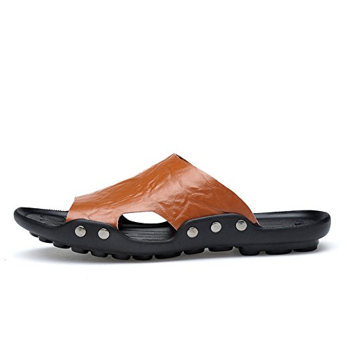40 Sandali XZP Marrone Uomo EU Brown 1Hn6BIq