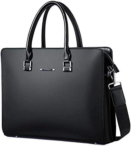 ビジネスバッグ 【 A4対応 防水 バッグ カバン】就活 通勤 面接 メンズ(ブラック) …