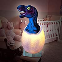 🅼🅹🅱 🅸🅽🆂🅿🅸🆁🅴🅳 Children's Dinosaur Night Light. The perfect for a Birthday, Christmas or any special occasion. Ideal for…