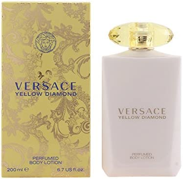 Versace Yellow Diamond By Versace for Women 6.7 Oz Body Lotion