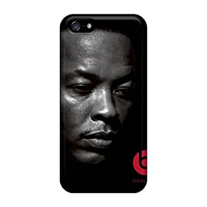High Quality Mobile Covers For Apple Iphone 5/5s With Provide Private Custom Stylish Beats By Dr Dre Series WandaDicks
