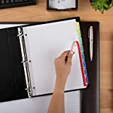 Avery My Recipe Binder Starter Kit, 1 Set of 8 Tab