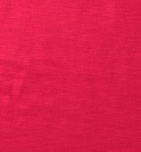 SOLS Women Saint Germain Slub Tank Top, Poppy Red, S