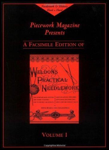 Download Weldon's Practical Needlework, Volume 1 (Weldon's Practical Needlework series) pdf epub