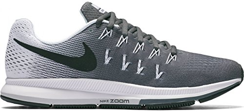 Pegasus Air White 33 Dark Grey Black Zoom Women's Nike qZHtx
