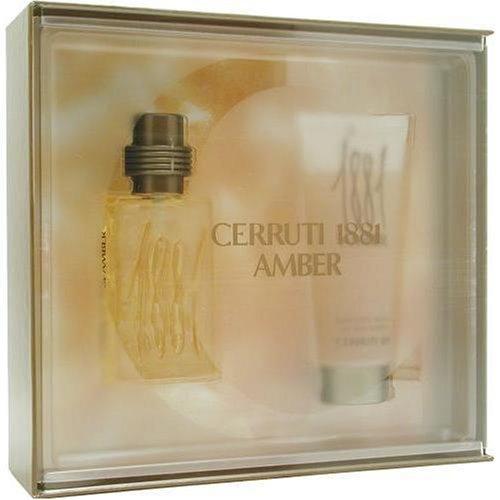 - Cerruti 1881 Amber By Nino Cerruti For Men. Set-edt Spray 1.7 OZ & All Over Shampoo 3.3 OZ