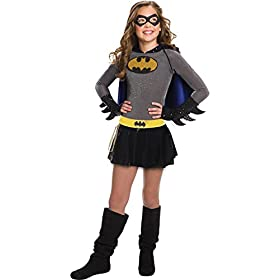 - 417rofkLqxL - Rubie's Costume Boys DC Comics Batgirl Dress Costume