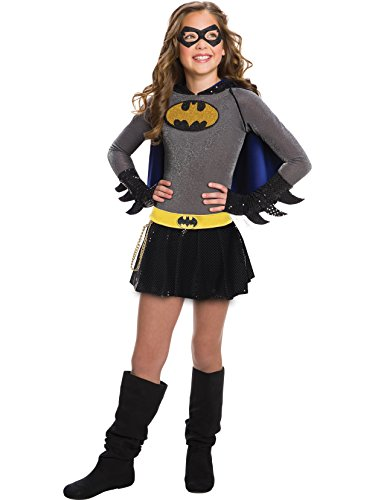 - 417rofkLqxL - Rubie's Costume Boys DC Comics Batgirl Dress Costume