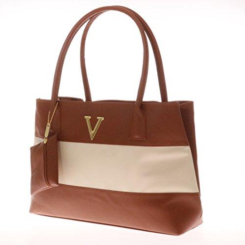 Top Small Handle Brown Satchel Pruse Beautiful Tote with Hobo Women's Leather Handbags Twinya PU qOFgwA0A