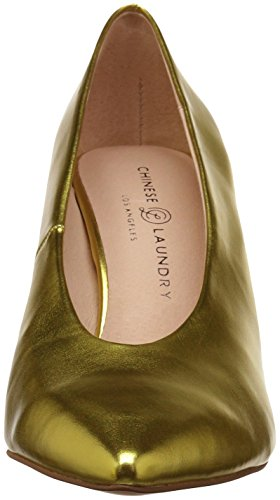 Chinese Laundry Women's Rian Pump Gold/Metallic buy online discount pay with paypal classic sale online buy online authentic cheap sale online pBHQt294u