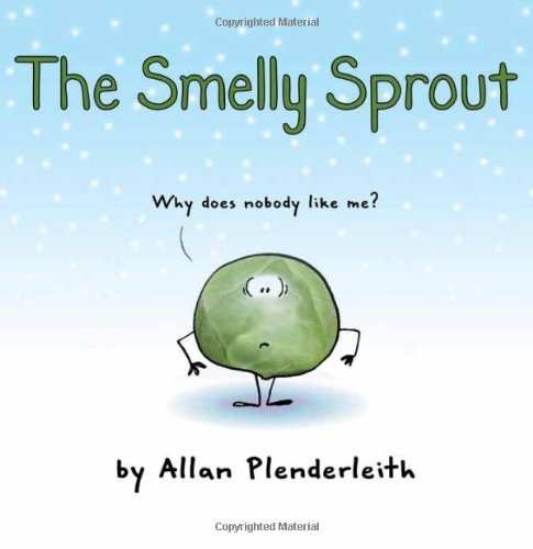 Book cover for The Smelly Sprout