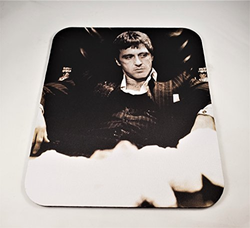 SCARFACE Al Pacino COMPUTER MOUSE PAD Movies