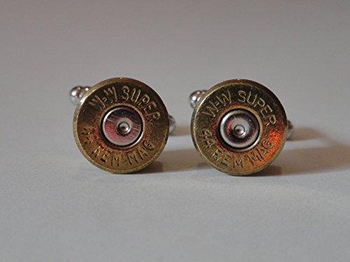 .44 Magnum Caliber Ammo Cufflinks