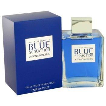 Antonio Banderas Blue Seduction for Men Eau de Toilette 6.7 oz Spray]()