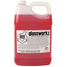 Chemical Guys CLD_680 Glassworkz Optical Clarity Glass Cleaner (1 Gal)