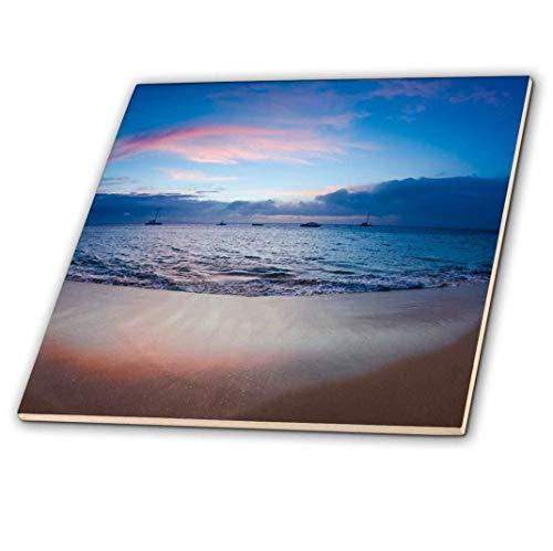 Amazon Com 3drose Ct 205754 2 Sunset From Kaanapali Beach