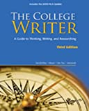 The College Writer, VanderMey, Randall, 0547147899